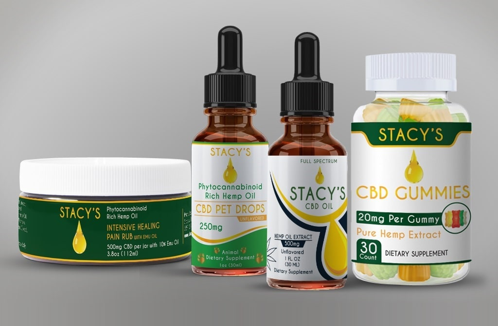 Stacy's CBD Oil