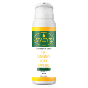 Stacy's CBD Intensive Relief Pain Rub