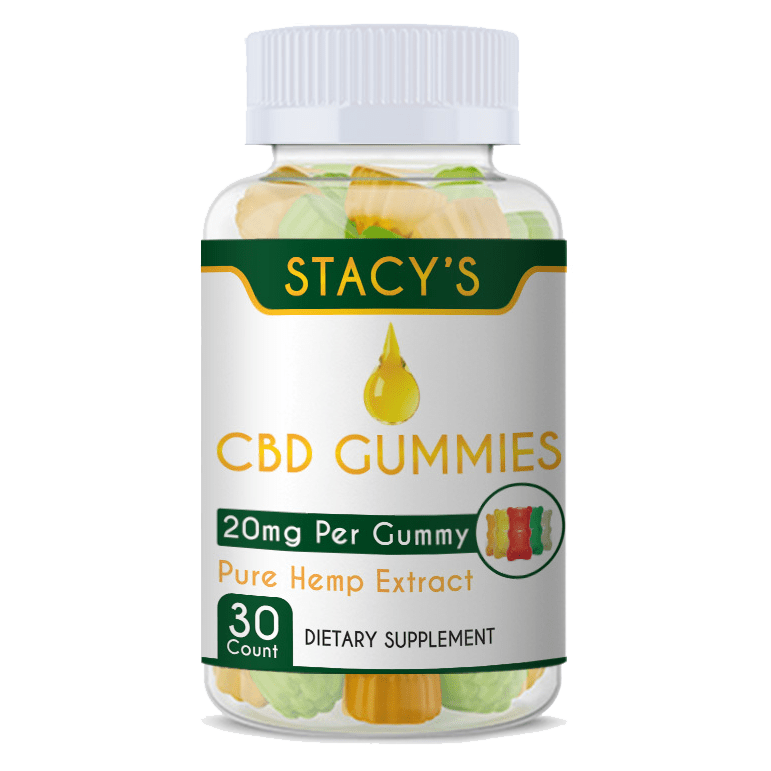 Stacy's CBD Gummies, cbd oil in chicago Illinois